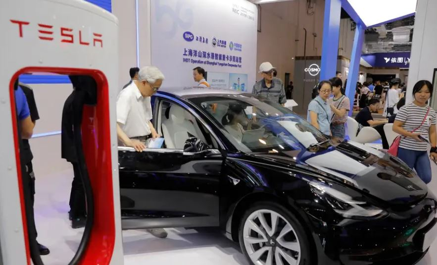 Tesla Has Begun Manufacturing Its Cars in China