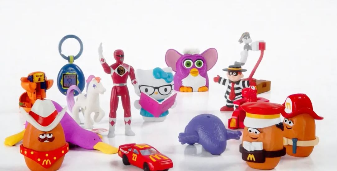 The Iconic Toys are Coming Back in a Special Limited Edition of Happy Meals