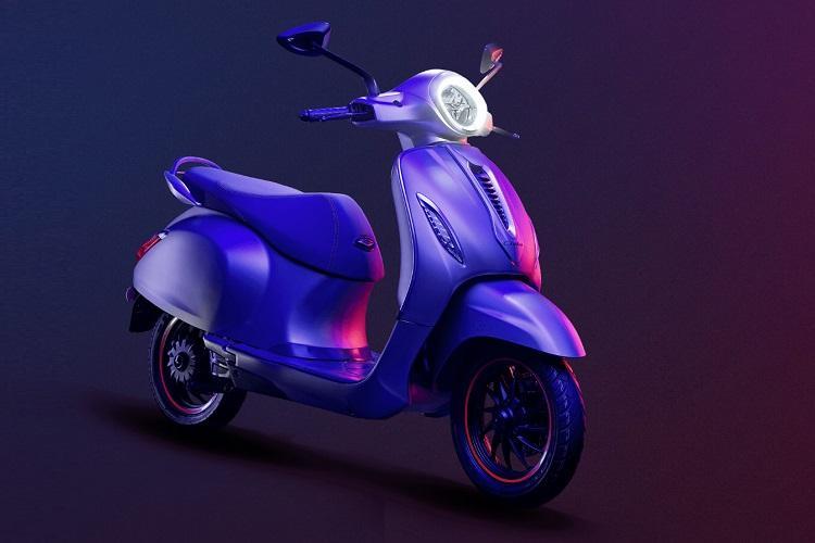 Bajaj Announces Three Year/50,000 Km Standard Warranty For Chetak Electric Scooter