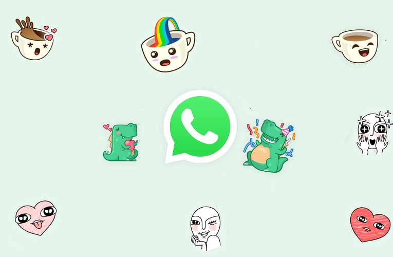 WhatsApp Now Rolls Out Grouped Stickers For Web User