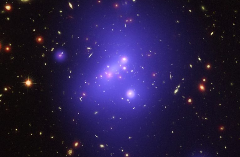 Hubble Perceives Compact Known Dark Matter Clusters