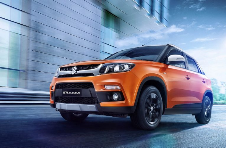 Maruti Suzuki Vitara Brezza Records Five Lakh Unit Sales Milestone